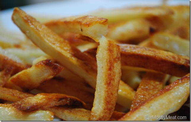 image of Homemade French Fries