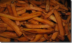 photo sweet potato fries