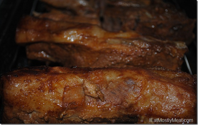 photo paleo country style pork ribs