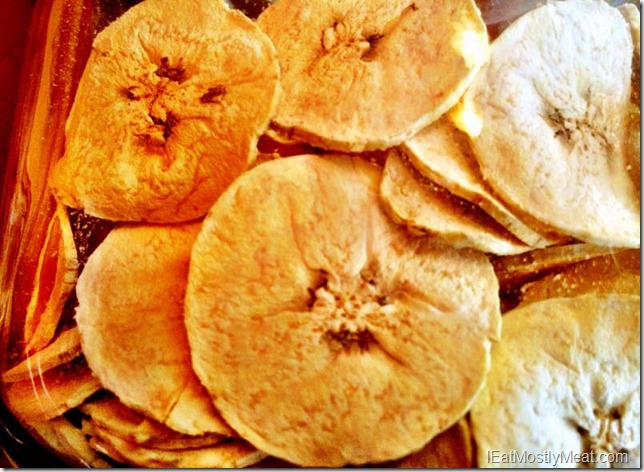 dehydrated plantain chips are simple to make